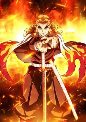 Demon Slayer - Kimetsu no Yaiba the Movie: Mugen Train poster 2
