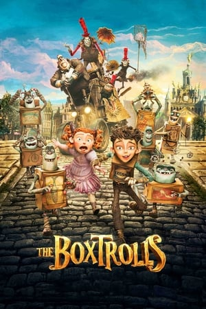 The Boxtrolls posters