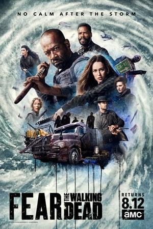 Fear the Walking Dead, Season 6 poster 2