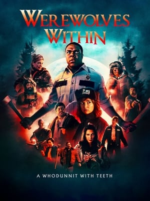 Werewolves Within poster 3