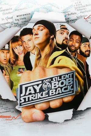 Jay and Silent Bob Strike Back posters