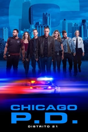Chicago PD, Season 7 posters