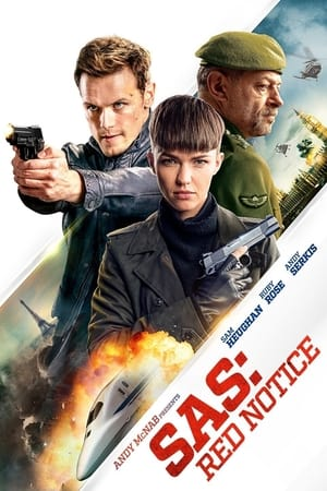 SAS: Red Notice poster 3