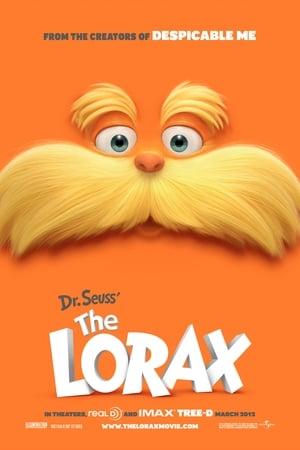 Dr. Seuss' the Lorax poster 1