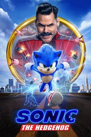 Sonic The Hedgehog posters