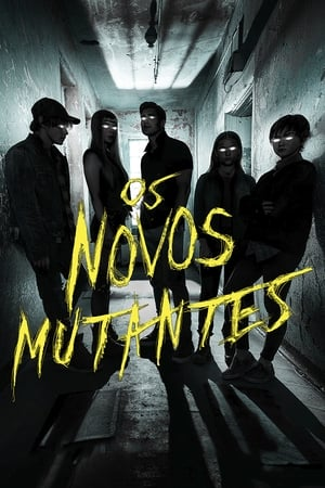 The New Mutants poster 1