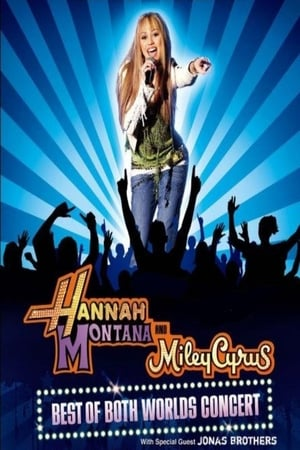 Hannah Montana and Miley Cyrus - Best of Both Worlds Concert movie posters