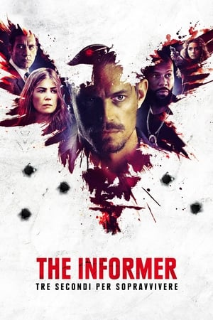 The Informer movie posters