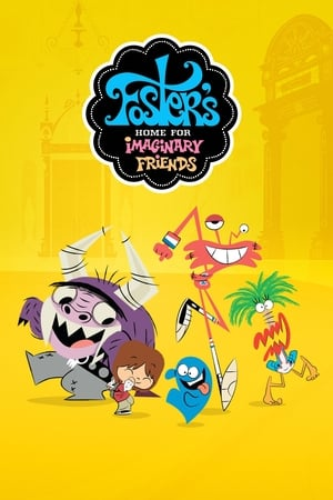 Foster's Home for Imaginary Friends, Season 2 poster 0