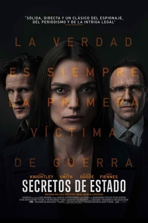 Official Secrets movie posters