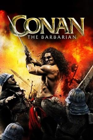 Conan the Barbarian poster 3