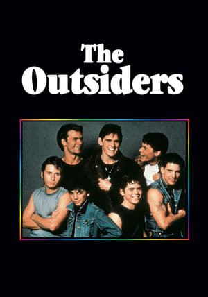 The Outsiders poster 1
