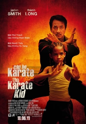 The Karate Kid poster 1