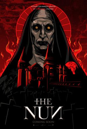 The Nun (2018) poster 3