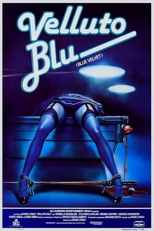Blue Velvet movie posters