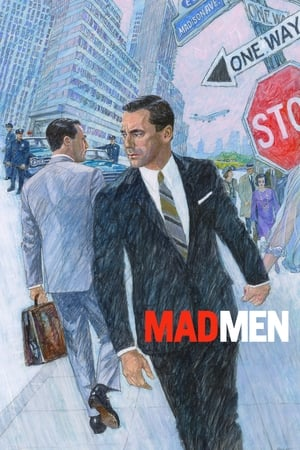 Mad Men, The Complete Series posters