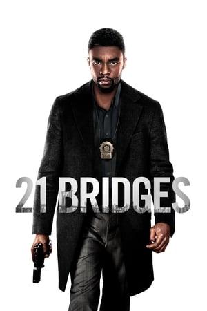 21 Bridges posters
