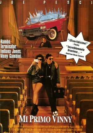 My Cousin Vinny poster 1