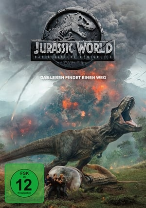 Jurassic World: Fallen Kingdom poster 2