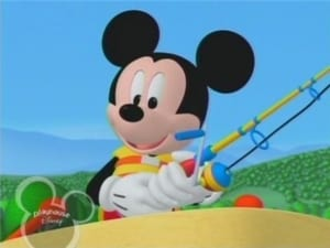 Mickey Mouse Clubhouse, Vol. 1 - Mickey Goes Fishing image