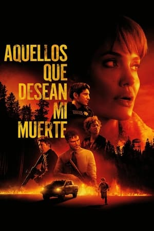 Those Who Wish Me Dead poster 1