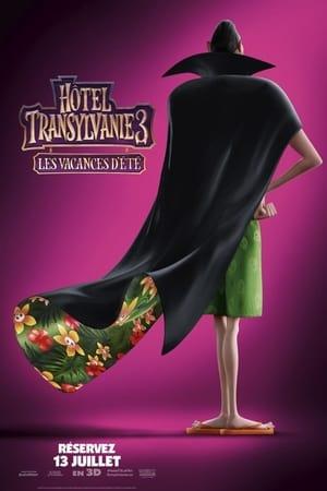 Hotel Transylvania 3 poster 4