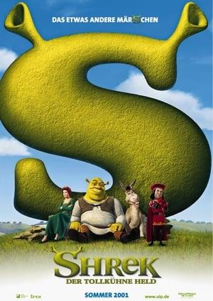 Shrek poster 3