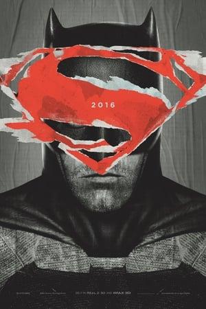 Batman v Superman: Dawn of Justice poster 2