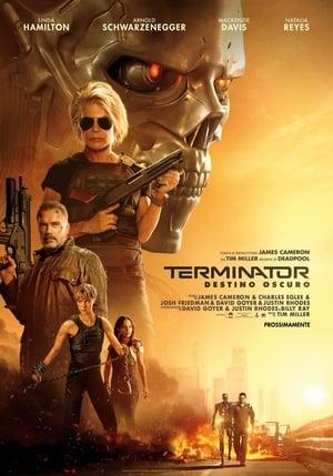 Terminator: Dark Fate poster 3