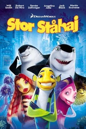 Shark Tale poster 1