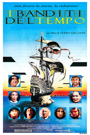 Time Bandits poster 1