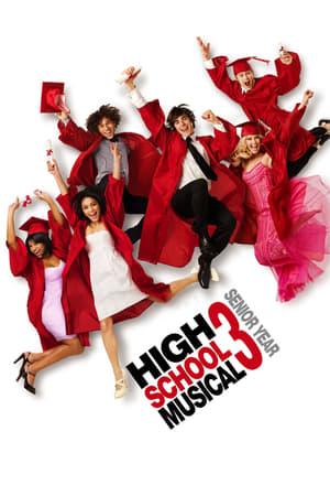 High School Musical 3: Senior Year movie posters