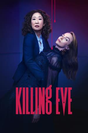 Killing Eve, Season 3 posters