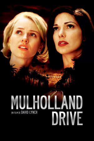 Mulholland Drive movie posters