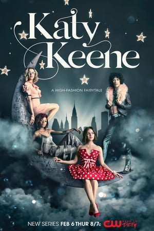 Katy Keene, Season 1 posters