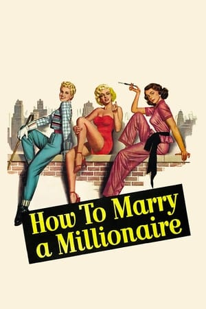 How To Marry A Millionaire posters