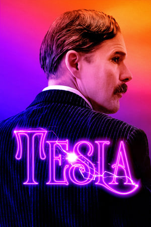 Tesla movie posters