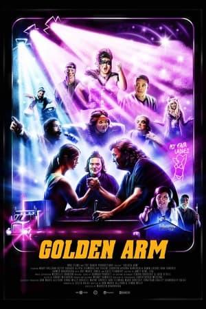 Golden Arm poster 2