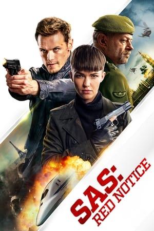 SAS: Red Notice poster 4