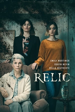 Relic movie posters