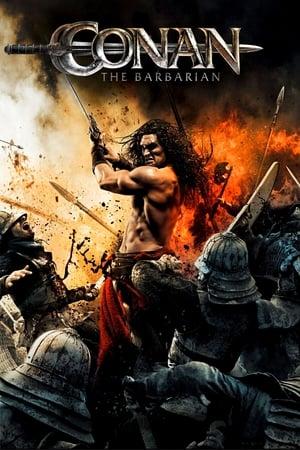 Conan the Barbarian poster 1