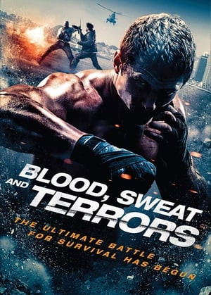 Blood, Sweat and Terrors poster 2