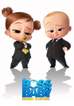 The Boss Baby poster 2