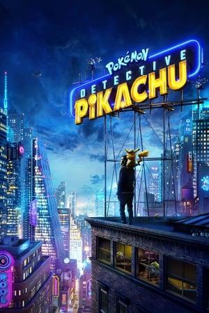 Pokémon Detective Pikachu posters