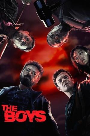The Boys, Season 1 posters