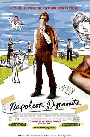 Napoleon Dynamite poster 3