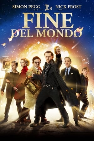 The World's End movie posters