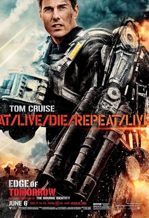 Live Die Repeat: Edge of Tomorrow poster 3