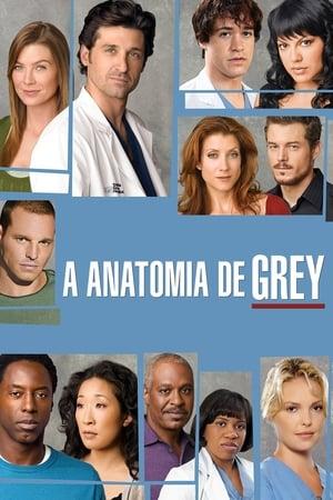 Grey's Anatomy, Season 9 poster 2