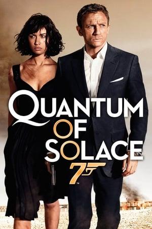 Quantum of Solace poster 1